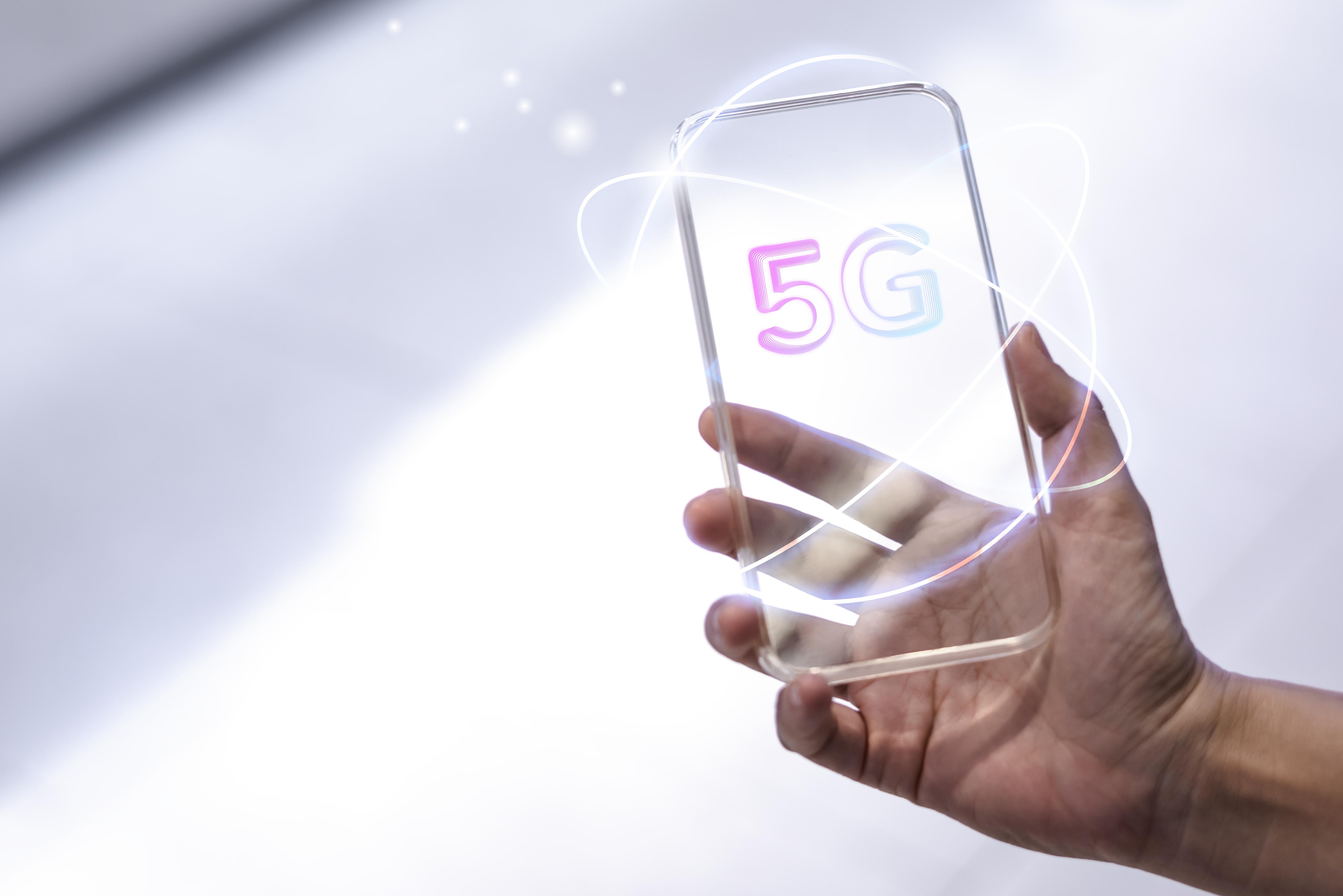 Dangers of 5G Phones